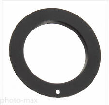 M42 Lens to Canon EOS Non Flanged Adapter For CANON Camera EF Mount - UK SELLER