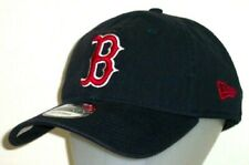 39cf162ca8a3be Boston Red Sox New Era Core Classic 9Twenty Navy Adjustable Slouch Hat / Cap