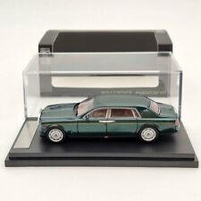1:64 Rolls-Royce Phantom VII Diecast Models Limited Collection Dark Green