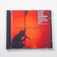 U2 - Live Under A Blood Red Sky CD. NEW. SEALED. 153598D