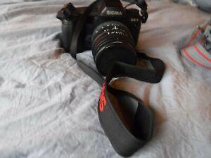 Sigma SA 5 Camera Pre Owned