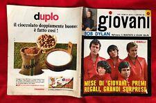 GIOVANI n.46/1966 (ITA) ROLLING STONES  I RIBELLI TOM JONES Rivista Musica