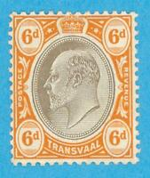 TRANSVAAL 274 MINT HINGED * NO FAULTS VERY FINE !