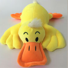 New Cute Cartoon Duck Plush Toy Stuffed Soft Animal Yellow Duck Pillow Doll 70cm