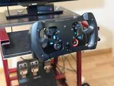 Logitech G27 / G29 / G920 Formula style steering wheel mod
