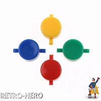 Super Nintendo Knöpfe SNES Buttons famicom Silicon Gummi Pads Controller Knopf