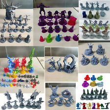 GHOSTBUSTERS Cthulhu Wars Fox Doctor Who Board Game Miniatures to Select