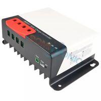 50A 40A 30A 20A MPPT Solar Controller 12V/24V Battery Power Regulator Charger