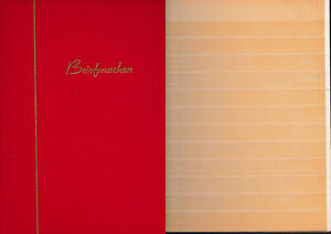 lot de deux albums pour timbres 16 pages