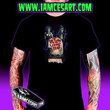 Return of the Living Dead Men's DTG Tee 100% Cotton Zombies movie 80s iamcesart