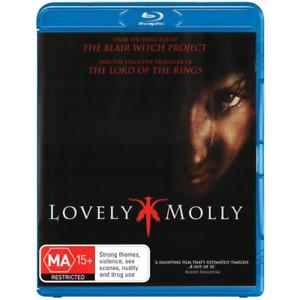 Lovely Molly Blu-Ray **Region B**