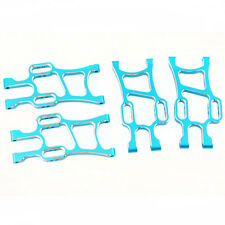 RC HSP 108019 108021 Alum Front&Rear Lower Arm For 1:10 Electric Off Road Truck