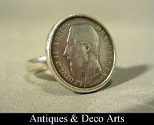Zilveren Ring Leopold II – Bague Leopold II en Argent Massif - Leopold Wiener