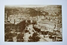 More details for vintage postcard mostyn street llandudno conwy wales unposted real photo rp