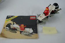 Lego Classic Space 6842 Shuttle Craft with instructions no box 1981 2