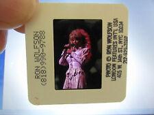 Original Press Photo Slide Negative - Dolly Parton - 1990's - F