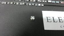 Quadrifoglio in oro bianco ELEMENTS di DonnaOro UomOro DCHF3316