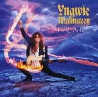 Yngwie Malmsteen - Fire And Ice Nuevo CD