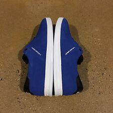 DVS Rico SC Size 10 Men's Royal Suede BMX DC Skate Shoes Sneakers Chico