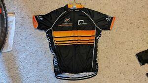 2014 Colorado Copper Triangle bike jersey, Men's Medium