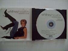 WHITNEY HOUSTON - WHATCHULOOKINAT - ORIGINAL PROMO CD-SINGLE