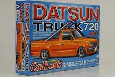 DATSUN Camión 720 Individual CAB Lowrider Custom Pickup KIT KIT 1:24 AOSHIMA