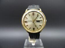 "M187 ⭐⭐Vintage "" ZentRa Aquamaster "" Automatic Wrist Watch 35mm ⭐⭐"