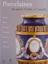 BOEK/BOOK/LIVRE : PORCELAINE/PORSELEIN : SEVRES,LIMOGES,MEISSEN,PARIS