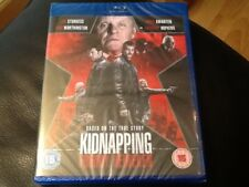 KIDNAPPING FREDDY HEINEKEN .  BLU RAY NEW AND SEALED 2015 . ANTHONY HOPKINS