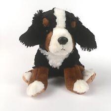 Plush Berner Sennen Toy Puppy Stuffed Animal