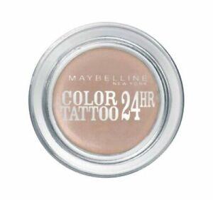 Maybelline Color Tattoo 24Hr Cream Eyeshadow Eyes Creamy Beige 98