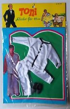 Vintage - Mod German Toni By Alme - Fashion Outfit Gary Doll 11,5 ""