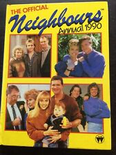 THE OFFICIAL NEIGHBOURS ANNUAL 1990., Hopwood, Clive. (Editor), Used; Good Book
