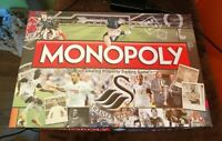 MONOPOLY SWANSEA CITY AFC EDITION NEW UNUSED COMPLETE WINNING MOVES 2013 HASBRO