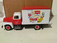 First Gear International IH R-190 Campbell Soup 19-1313 1/34 Dry Good Van NIB