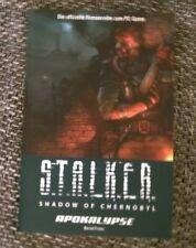 S.T.A.L.K.E.R. - Shadow of Chernobyl - Apokalypse (Roman) Panini Books
