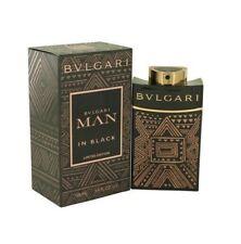Bvlgari Man In Black Essence Men 3.4 OZ 100 ML Eau De Parfum Spray Nib Sealed