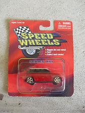 2007 Maisto Speed Wheels Diecast Mini Cooper Car 1/64 Nip
