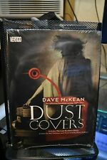Dust Covers Dave McKean Vertigo Dc Deluxe Hardcover New Sealed Sandman Covers