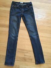 Womens/Juniors Aeropostale Bayla Skinny Denim Jeans Size 0