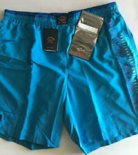 NEW Paul & Shark Swim Swimming Trunks Costume Beach WITH WALLET 4XL