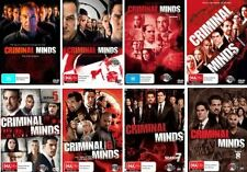 Criminal Minds Season 1 2 3 4 5 6 7 8 : NEW DVD