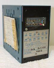 LFE Laboratoire Francais D'Electronique BS-2412 BS2412 Power Supply **XLNT**