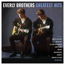 Everly Brothers GREATEST HITS (CATLP137) 180g BEST OF 18 SONGS New Vinyl LP