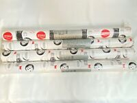 Vintage Coca-Cola Sports Wallpaper Double Roll Vanguard Coke Bottle/Sports Color