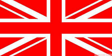 UNION JACK RED football sport FLAG HUGE 8X5 FEET UK