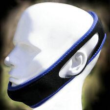 Set Stop Snoring Chin Strap Anti Apnea Jaw Solution Sleep Support Snore Belt