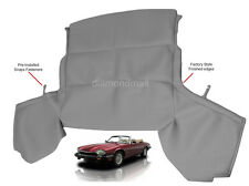 New Jaguar XJS Convertible top Headliner 1989-1996 Gray Color