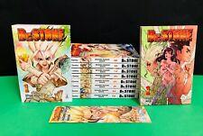 Manga Star Comics - Dr. STONE seq. da 1 a 9 + N. 1 Variant Cover + GADGET