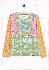 Matilda Jane Girls Size 6 Secret Fields Cottonwood Blossoms Tee Top New